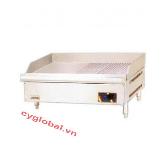 Bếp chiên bề mặt 1/2 nhám 1/2 phẳng Berjaya EG5250-12R