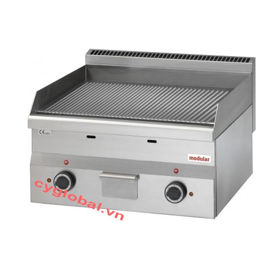 Bếp chiên bề mặt có rãnh Modular FU 60/60 FTRRE