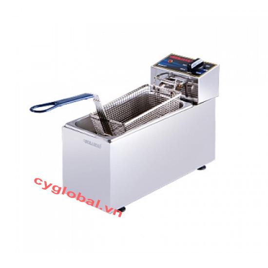 Bếp chiên nhúng đơn 6 lít Berjaya DF13-17