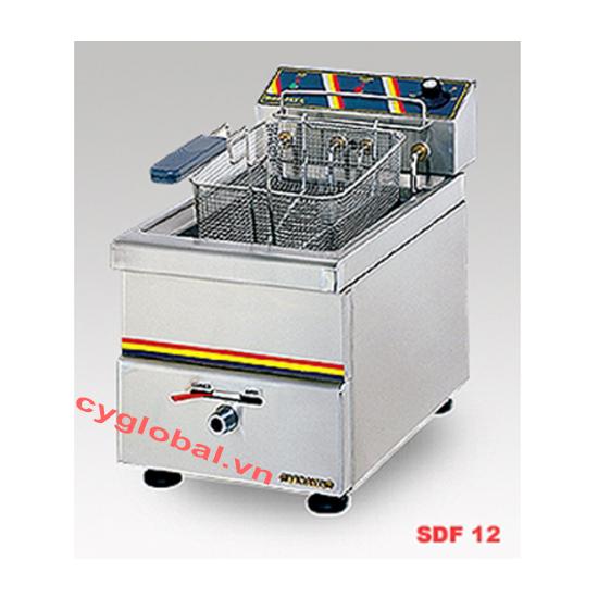 Bếp chiên nhúng đơn 6 lít Berjaya SDF 12