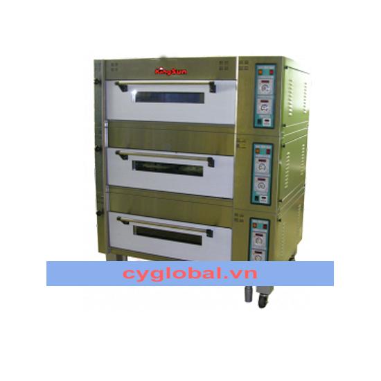 Lò nướng bánh Chanmag CM-ECD306A