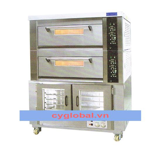 Lò nướng bánh SM-802T