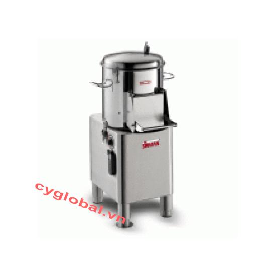 Máy chà vỏ khoai tây 170kg/giờ Sirman PPJ 10 SC