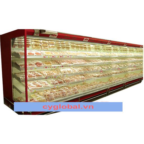 Tủ mát không hạn chế chiều dài AMADD108 188 2200