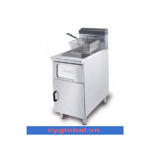 Bếp chiên nhúng đơn 24 lít Berjaya FSGDF23M-1B