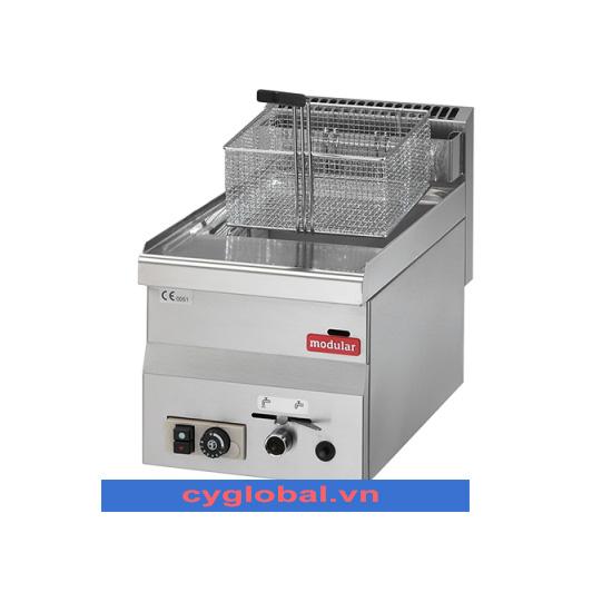 Bếp chiên nhúng đơn 8 lít Modular FU 60/30 FRG