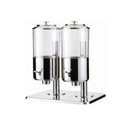 Bình đựng ngũ cốc 2 ngăn inox-BIAT90123-2