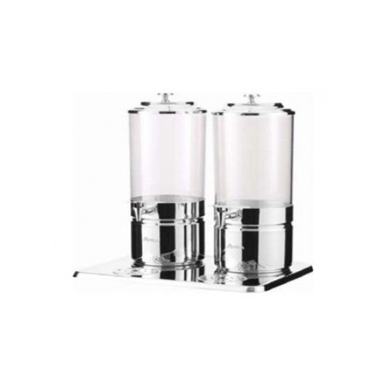 Bình đựng nước trái cây 2 ngăn inox AT90212-2