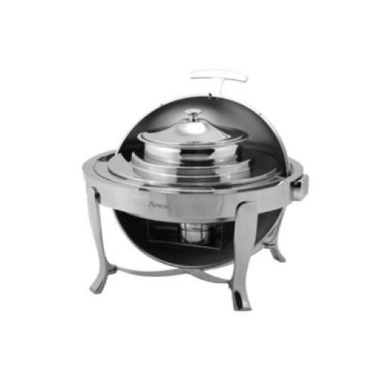 Lò hâm soup tròn chân trắng LHDAT51182W