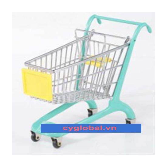 Xe đẩy trong siêu thị KS-GSM-013